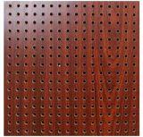 Panneau de mur d'écran antibruit de panneau du panneau de particules de fibre de coco de copeaux de bois ISO