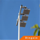 15m hohe Mast-Beleuchtung mit 120W LED Lampen
