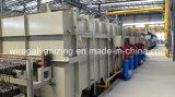Aprire Fired Steel Wire Annealing in linea Furnace