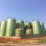 FRP Reaktions-Behälter-Becken für chemische Industrie