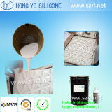 Tin liquido Cured Silicone Rubber per Cement Casting in Cina