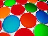 Revestimento em pó cores resistentes a produtos químicos