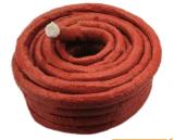 シリコーンによって扱われる火ロープ