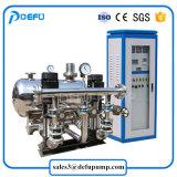 Pompa centrifuga a più stadi verticale stabilita del ripetitore a temperatura elevata dell'acqua