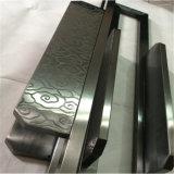 Подгонянная ручка тяги нержавеющей стали конструкции AISI304 с бронзовым цветом