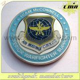 Het Hart van de douane van het Muntstuk van de Luchtvaart van het Metaal van het Team voor Herinnering