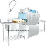 Macchina automatica della lavapiatti di energia del gas