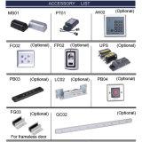 Sensores de micrôonda típicos para a porta automática