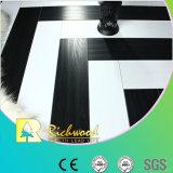 12.3mm E0 HDF AC4 ha impresso il pavimento laminato orlato incerato faggio