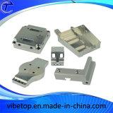 El CNC por encargo de la alta precisión trabajado a máquina parte la pieza del torno del CNC