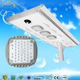 5W a 150W Piscina Luminaria LED integrado todo en un Jardín de Luz solar calle con cámara CCTV