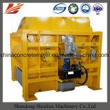 Betoniera dell'Gemellare-Asta cilindrica efficiente della sezione comandi 0.75m3 della Cina/prezzo concreto dell'impastatrice