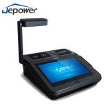 지불 시스템 NFC POS는 붙박이 58mm 열 인쇄 기계를 메모장에 기입한다