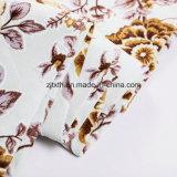 Tessuto lavorato a maglia 2018 e tessuto di Velboa della stampa