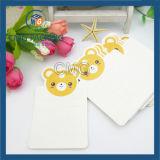 Un conjunto de tarjeta de embalaje para la joyería y el clip de pelo (CMG-034)