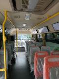 7,5 m 29-31 escaños IZD duro Brandy nuevo Mini Bus con motor Diesel Cumins