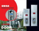 マイクロウェーブセンサーのドア、赤外線センサーの自動ドア