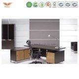 メラミン現代オフィス表、オフィス表、オフィス用家具のフォーシャンBebetter MDF様式の事務机