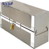 Rectángulo de almacenaje criogénico de estantes del congelador