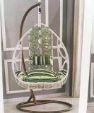 Presidenza esterna/presidenza dell'oscillazione del giardino della mobilia di figura uovo del rattan
