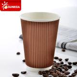 7 oz 8 oz 12 oz 16 oz 20 oz Personalizadas Taza de café de papel
