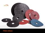 Disco della fibra del panno di smeriglio dell'ossido di alluminio