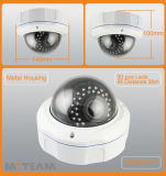 PoeのMvteam Indoor Metal House Vandalproof Dome Camera 1080P Night Vision IP Camera