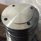 ANSI B16.5 304はステンレス鋼のブランクのフランジを造った