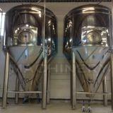 Fermentadora del Brew casero del acero inoxidable con la maneta, termómetro (ACE-FJG-QW)