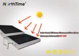12W 운동 측정기를 가진 통합 LED 태양 가로등