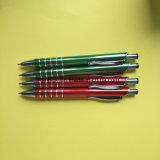 crayon lecteur de bille en métal de point de 0.7mm avec le remplissage de Parker