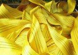 2017 imbracatura di sollevamento sintetica della tessitura di En1492 3t con il certificato del Ce