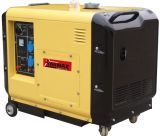 Luft abgekühlter leiser Typ beweglicher Dieselgenerator