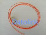 Vlecht LC/Upc Sm 9/125 OS2 0.9mm 2m LSZH