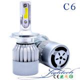 LED H4 chiaro e 50W faro automatico dell'automobile LED con il faro di H7 LED