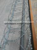 機密保護のための平らなWrapedかみそりの有刺鉄線