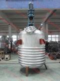 Reator do aço inoxidável da maquinaria de Jinzong 1800 litros