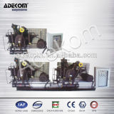 Presión media a presión de los aumentadores de presión que intercambia el compresor de aire del pistón (K2-42WZ-8.00/8/40)