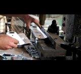 Estampación y soldadura de acero al carbono de la construcción de tubo de estante