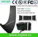 Im Freien farbenreicher faltbarer flexibler LED-Bildschirm