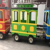 Торговый центр внутри малышей играя поезд (RSD-424P)