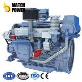 Weichai Deutz 122HP de 90 kw motor diesel marino wp6 Barco Motor con una alta calidad