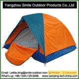 Tente campante de famille de personne de l'armée 3-4 pour le déplacement