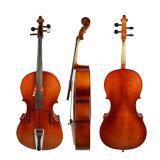 Preiswertes Preis Solidwood Kursteilnehmer-Cello hergestellt in China1/8-4/4
