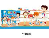 Neue Ausbildung spielt Intellekt-Brettspiel-Familien-Spiel-Spielwaren (1056520)