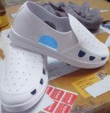 Chaussures antistatiques, chaussures de Cleanroom, chaussures de DÉCHARGE ÉLECTROSTATIQUE