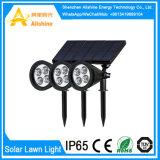 24의 LED 옥외 태양 에너지 PIR 운동 측정기 빛 무선 안전 정원 벽 빛