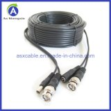 Hot vender destornillador de 10-50 m RG59 Cable de Video CCTV Powe Accesorios