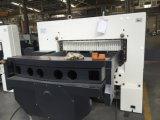 Máquina de estaca /Papercutter/Guillotine do papel do controle de programa (115F)