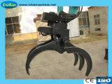 Prix compétitif 8,5 tonne de bois hydraulique roue Grab